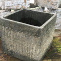 Cache pot carre 14x13