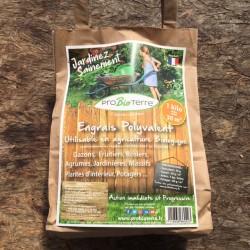 Engrais Pro bio terre