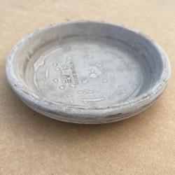 soucoupe grise imperméable 13