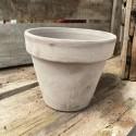 Pot standard D25 Gris